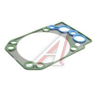 Прокладка головки блока КАМАЗ с металлическим каркасом силикон/фторсиликон СТРОЙМАШ